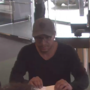 Police seek public's help identifying bank robbery suspect