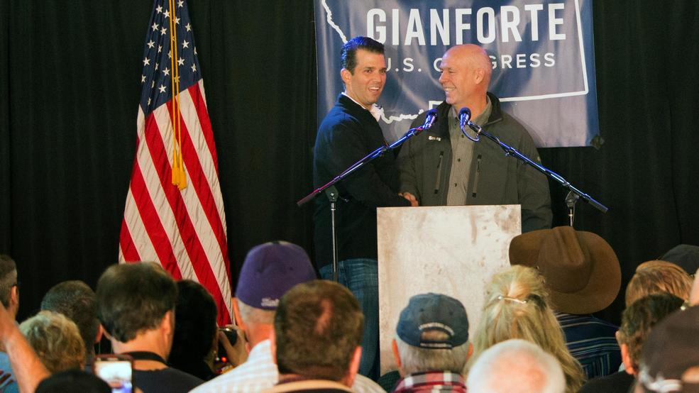 The Greg Gianforte conundrum: when does a candidate's character really matter?