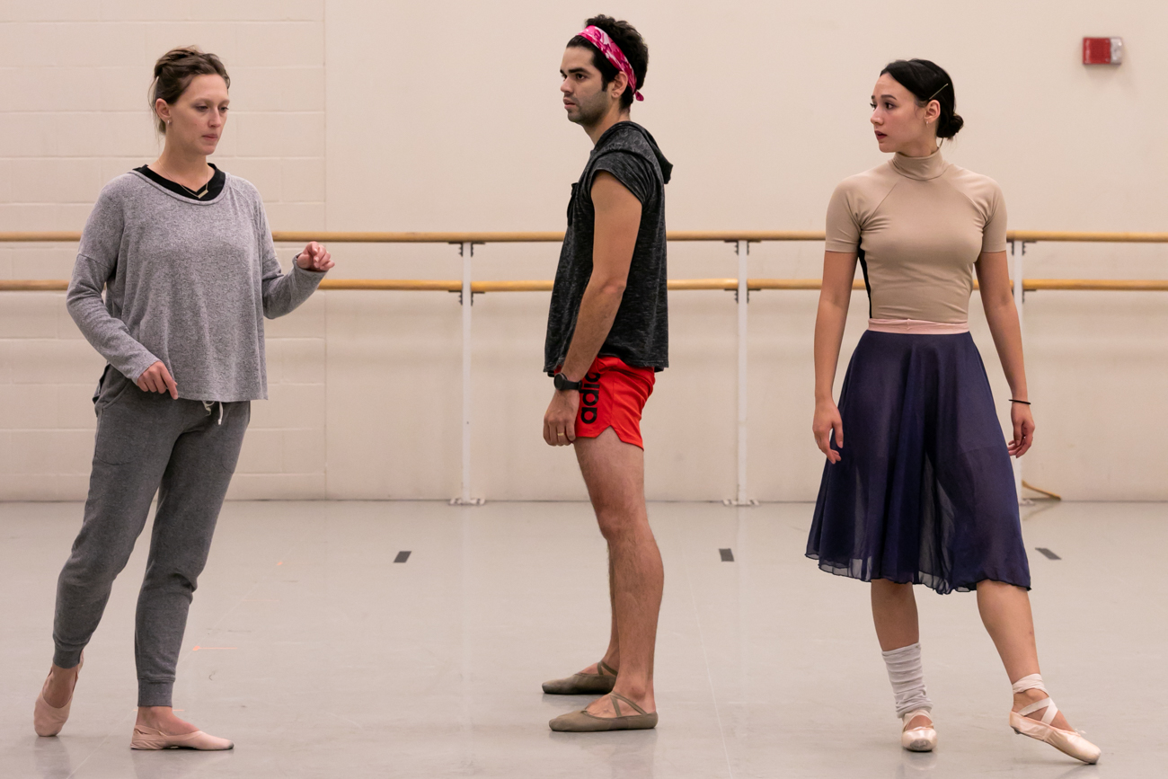 This year's Kaplan New Works Series by the Cincinnati Ballet features three ballets by prominent, nationally-recognized female choreographers, and three by Cincinnati Ballet dancers, chosen during their annual Choreographer's Workshop last spring. You can experience The Kaplan New Works Series September 12 through 22 at the Aronoff Center for the Arts. / Image: Amy Elisabeth Spasoff // Published: 9.10.19