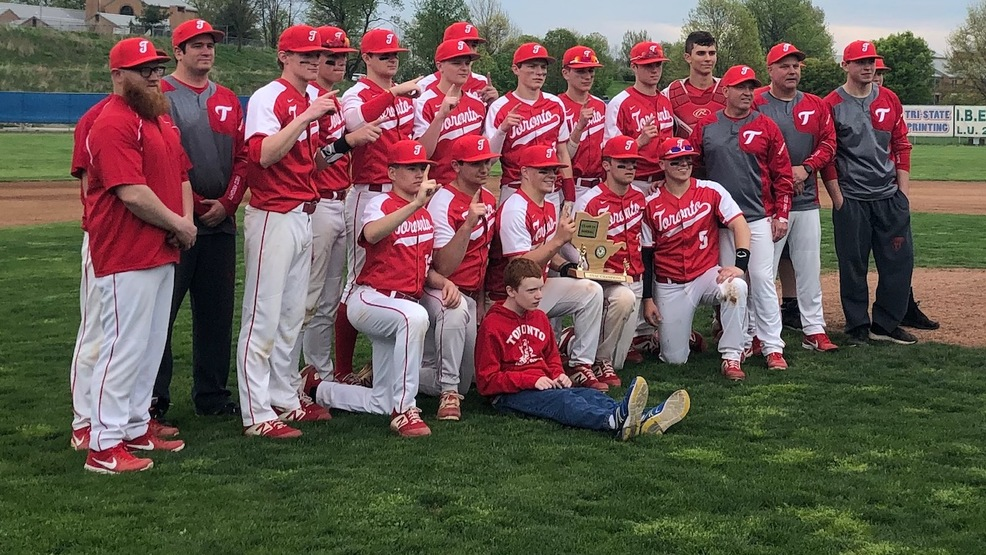 4.29.19 Highlights - Toronto blanks Steubenville Central for OVAC 2A title