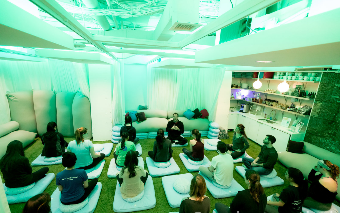 New members can attend unlimited classes for two weeks for $25. (Image: Courtesy Recharj)