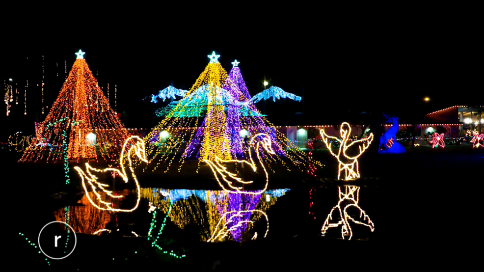 Let S Go Places Discover Dazzling Light Displays At This