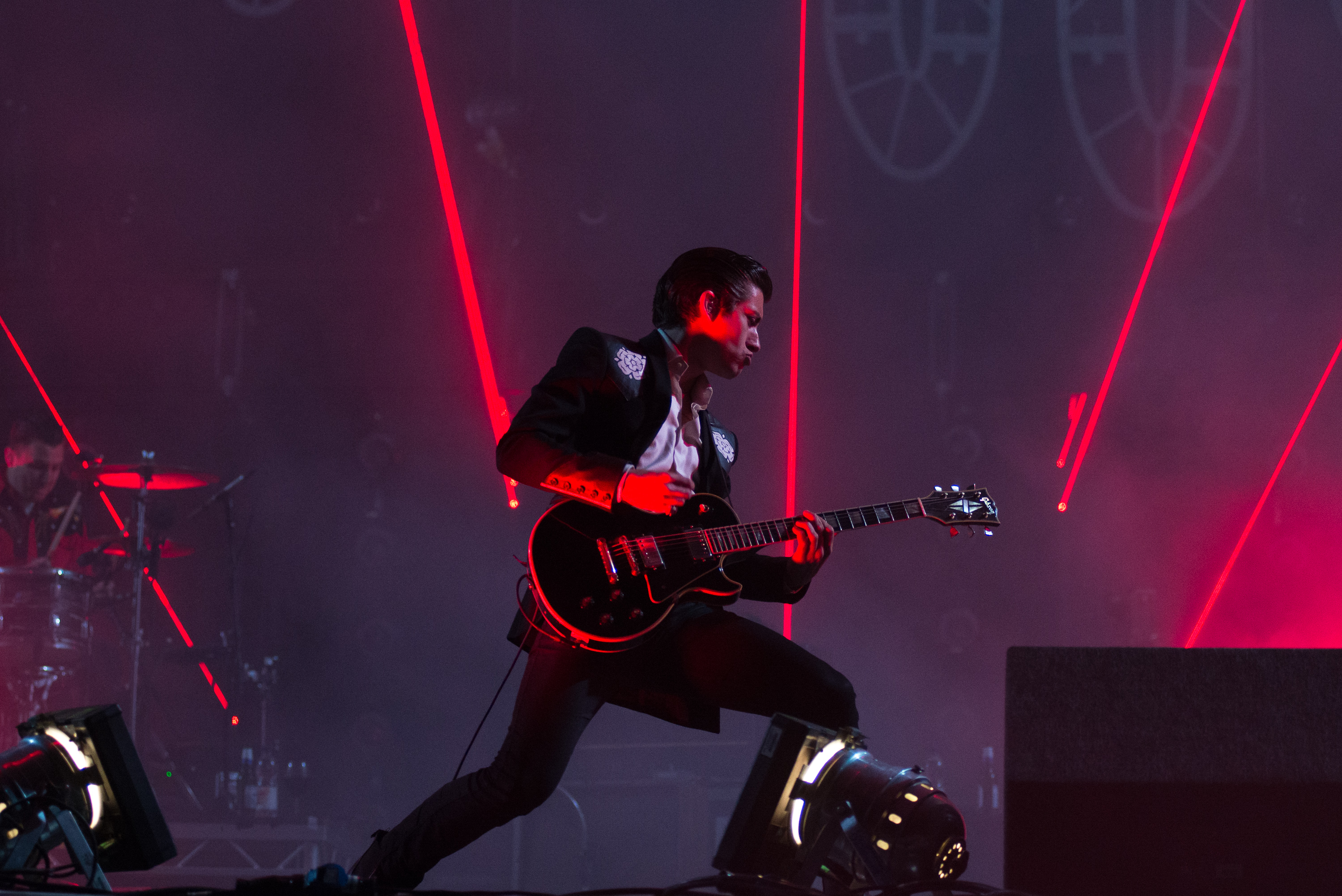 Arctic Monkeys join Eminem, Kendrick Lamar and The Killers as Firefly headliners. (Image: WENN.com)<p></p>