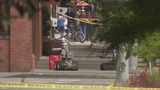 Suspicious device found in bag left by Belltown bank robber