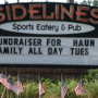 Sidelines Bar hosts  fundraiser for family of siblings killed in truck accident