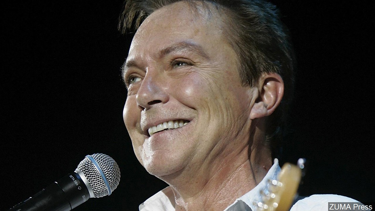 Musician and actor David Cassidy died Nov. 21, 2017. He was 67. (ZUMA Press/MGN Online)<p></p>