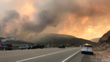 Dollar Ridge Fire grows to 47,683 acres overnight