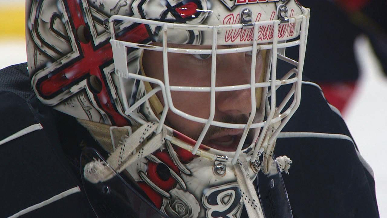 Winterhawks goalie Cole Kehler. (KATU Photo)