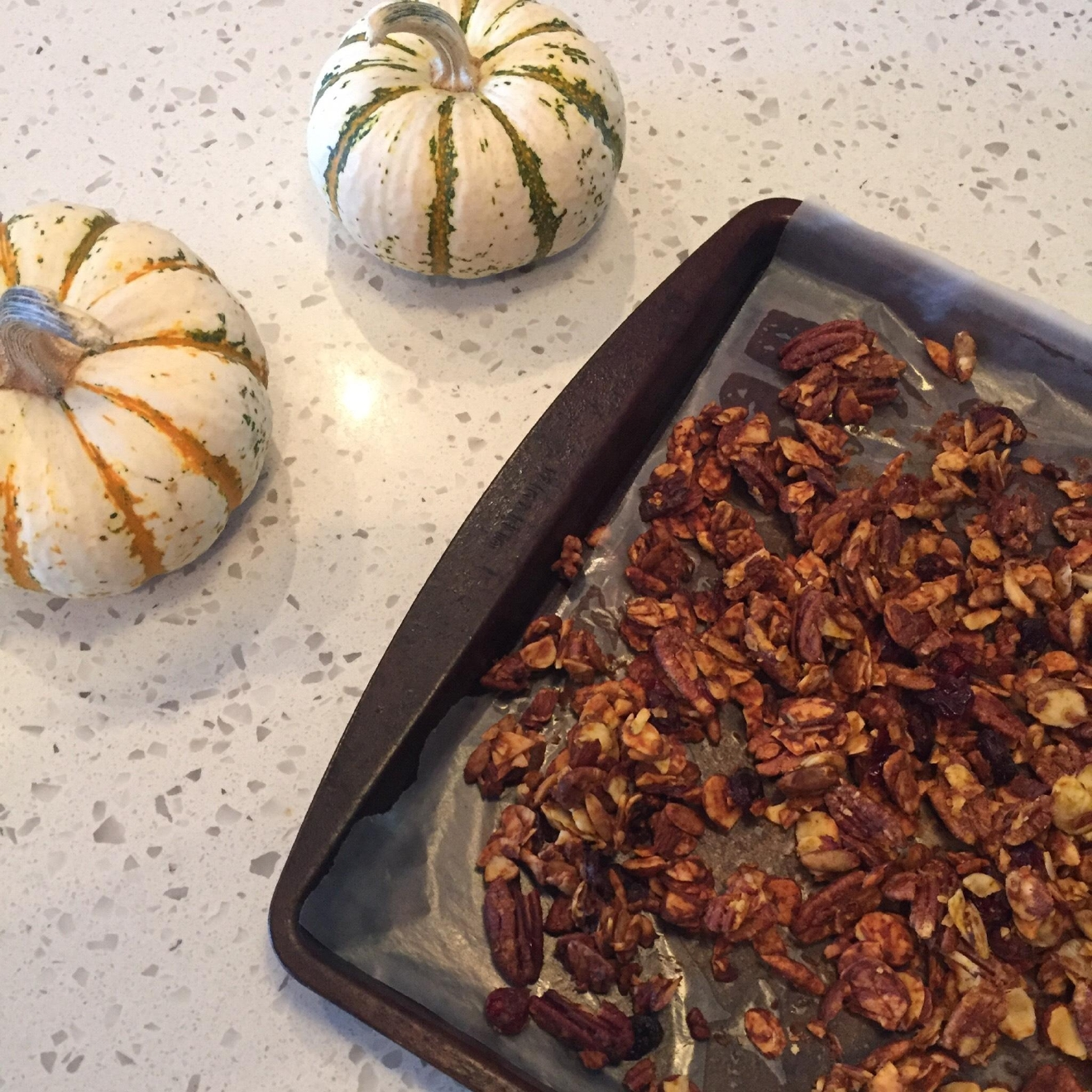 Danielle's Paleo-Friendly Pumpkin Granola (Photo: Danielle Milanowski)