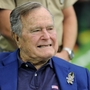 President George HW Bush hospitalized for fatigue, low blood pressure