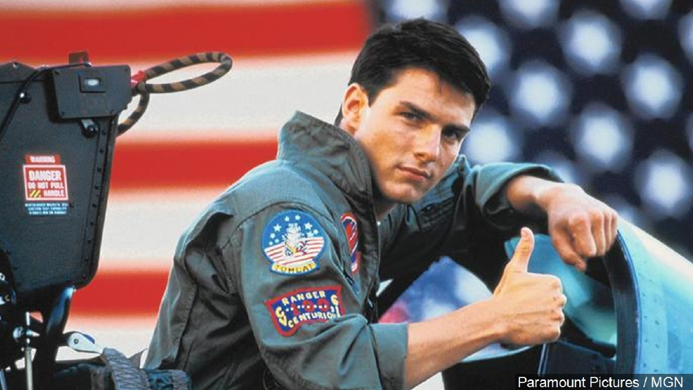 True story: Tom Cruise held out on 'Top Gun' to fly with the Blues | WRGB