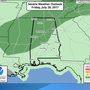 The Weather Authority: Marginal risk of severe storms today