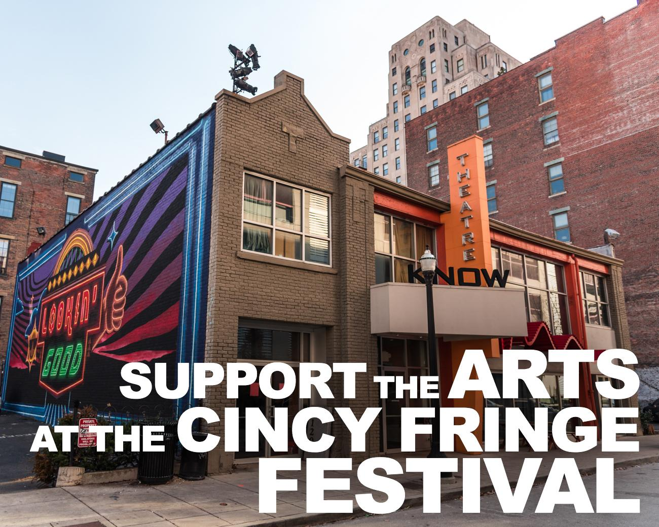The Cincy Fringe Fest runs May 31 – June 11. And for those who've experience Fringe in the past, then you know it's all about keeping things weird... but in the best way possible. Ps: The Know is located at 1120 Jackson Street (45202). / Image: Phil Armstrong, Cincinnati Refined // Published: 3.11.17