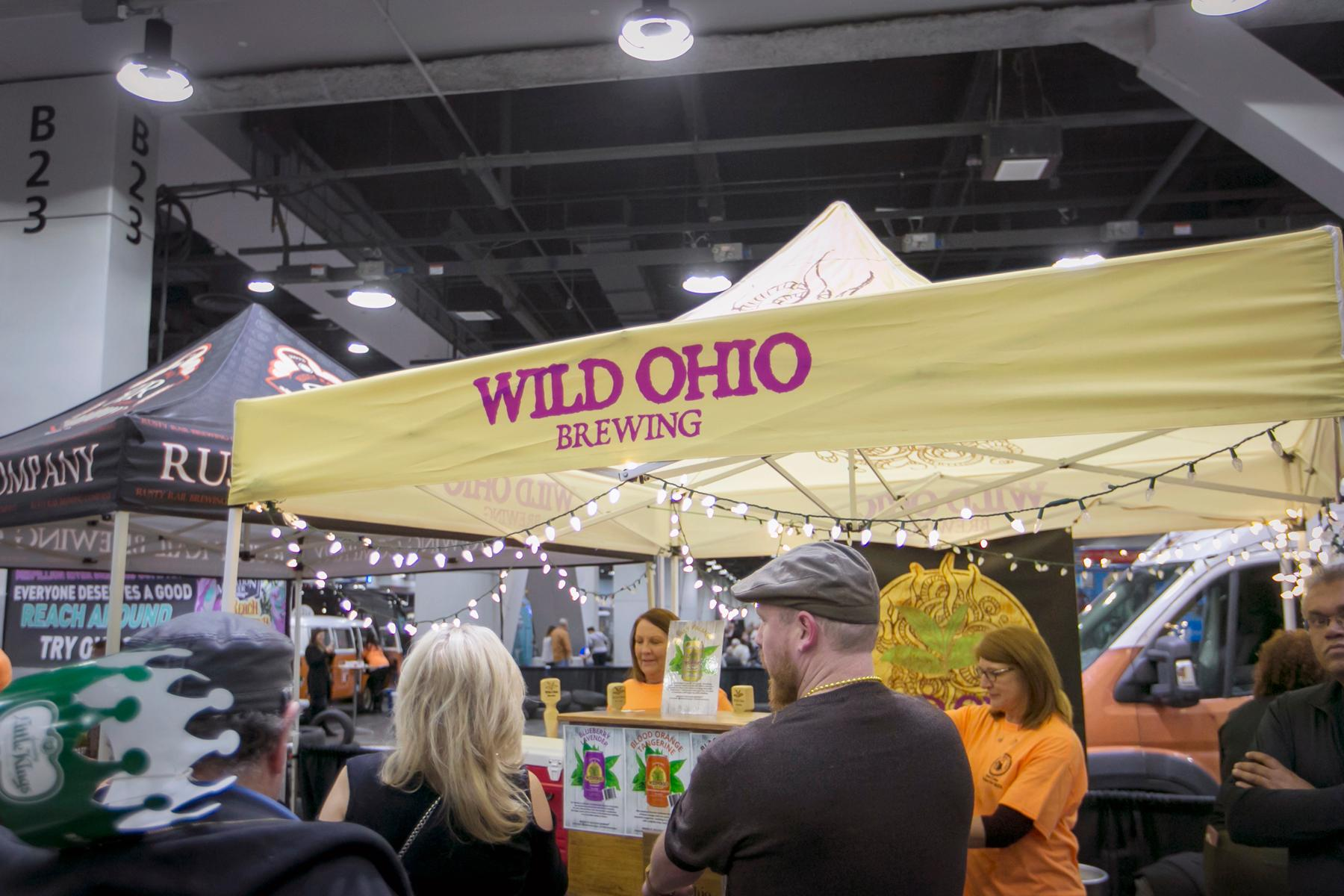 The 11th annual Cincy Winter Beerfest took place February 2-3, 2018 at the Convention Center. / Image: Mike Bresnen Photography // Published: 2.4.18