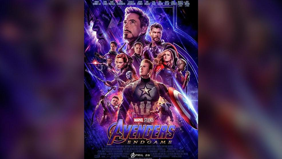 Local Theaters Ramp Up Avengers Endgame Showings Wtvc