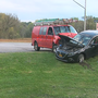 Driver seriously hurt after Penfield crash