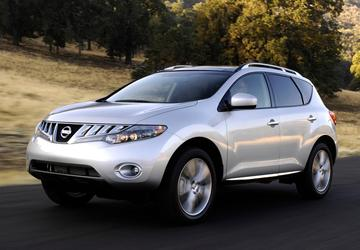 2009 Nissan Murano recalled for ABS quirk