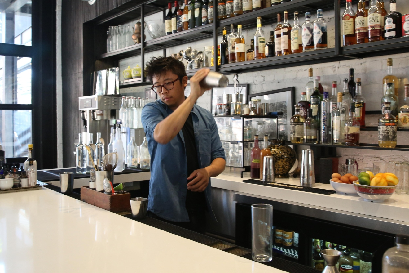 Oh Maketto, can we count the ways we love you? This southeast-Asian bistro has won several awards for its unforgettable taste and craft cocktails. (Amanda Andrade-Rhoades)