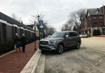 PHOTO GALLERY: 2018 Infiniti QX80