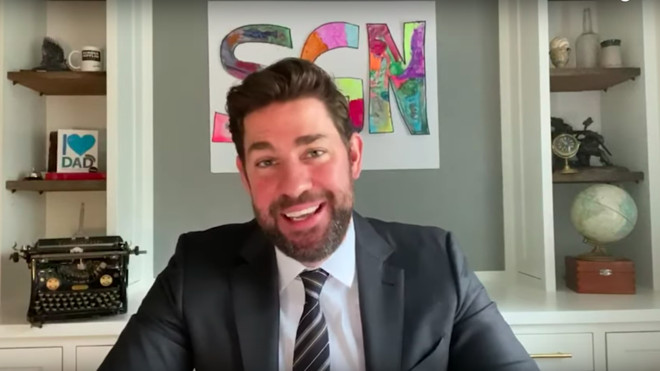 (Image: Some Good News with John Krasinski)