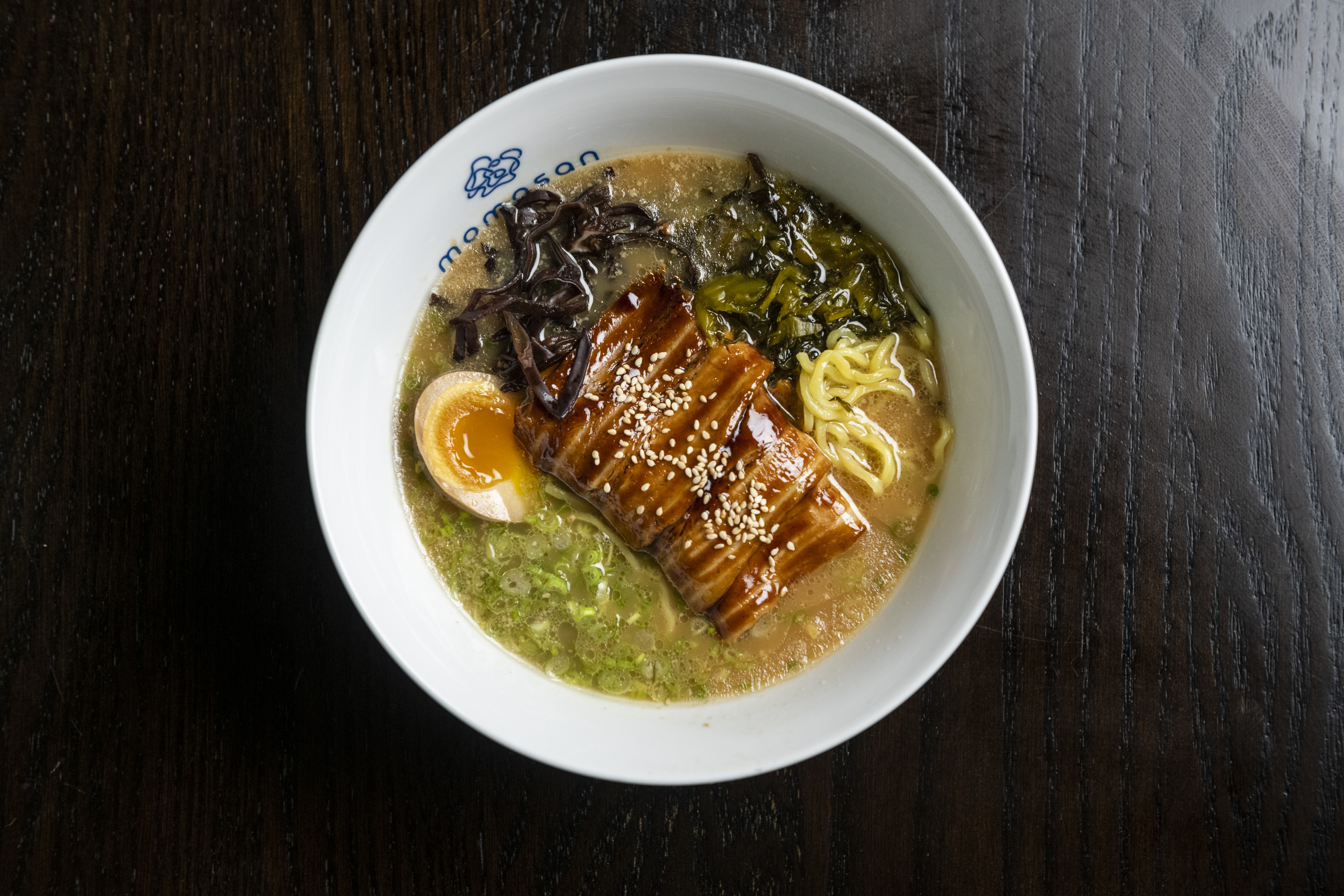 (Photo Courtesy: Momosan Ramen & Sake)