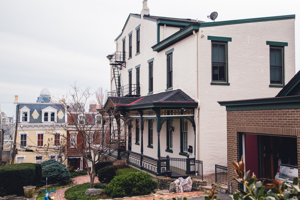 Photos The Homes Of Historic Prospect Hill Cincinnati