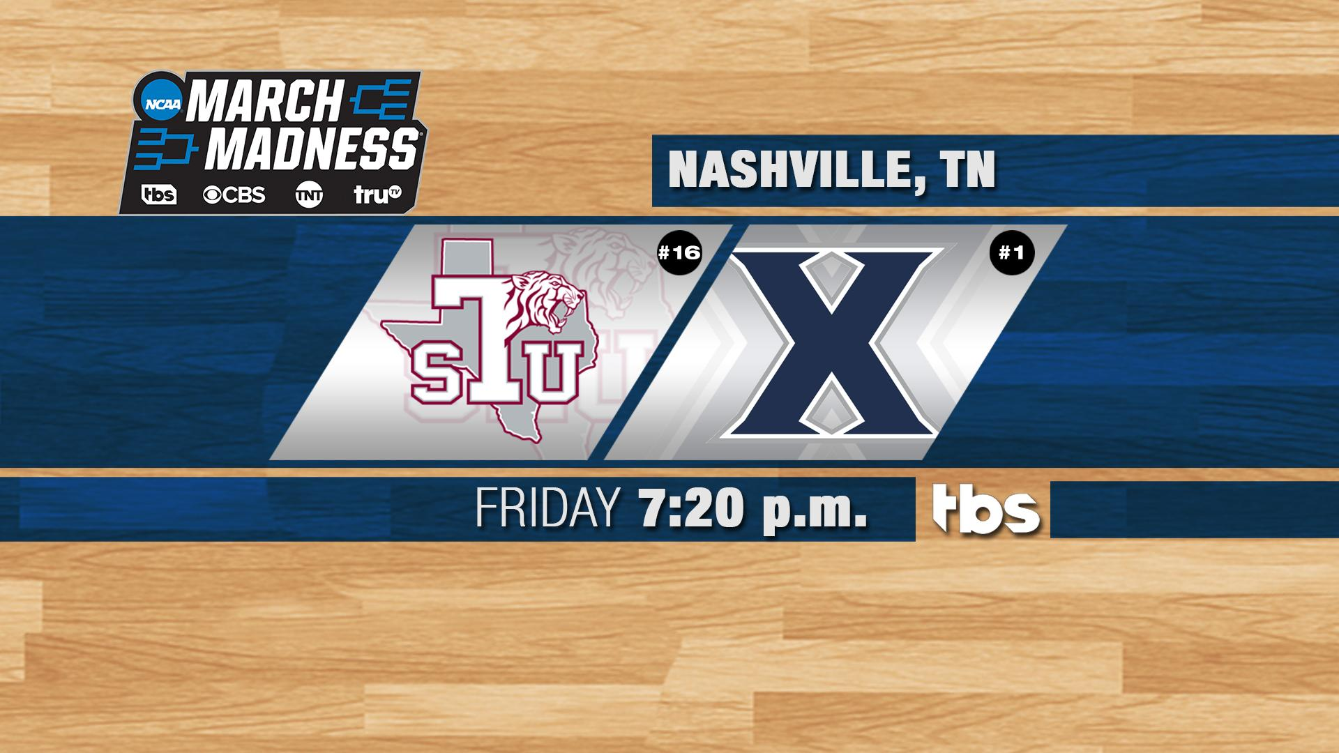 A preview of Friday's Xavier-Texas Southern NCAA Tournament game. (WKRC)<p></p>