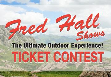 Fred Hall Show Ticket Contest