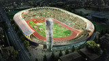 University of Oregon unveils plans for Hayward Field, including 9-story Bowerman Tower