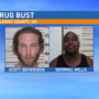 Two in custody after deputies find nearly 200 grams of cocaine from I-70 traffic stop