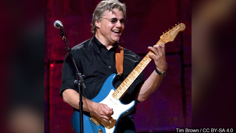 Steve Miller of the Steve Miller Band