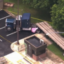 Driver dies after being pinned under tractor-trailer at weigh station in Maryland