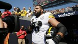 Steelers player and Army veteran who stood for national anthem has top-selling jersey