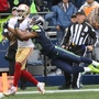 Wilson's escape act helps Seahawks top 49ers 12-9
