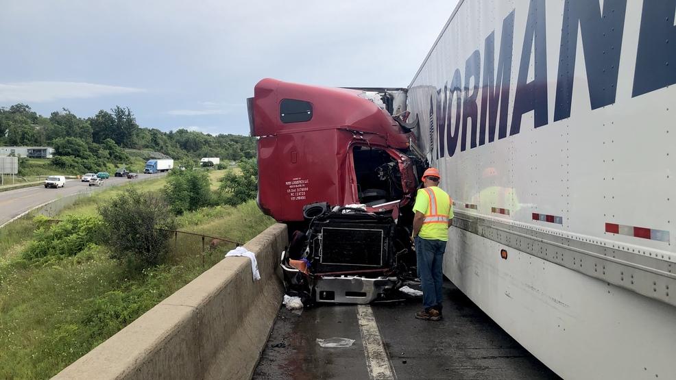 Serious crash shuts down I-81 North near Nedrow | WSTM