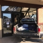 Vehicle crashes into Nampa building, no injuries reported