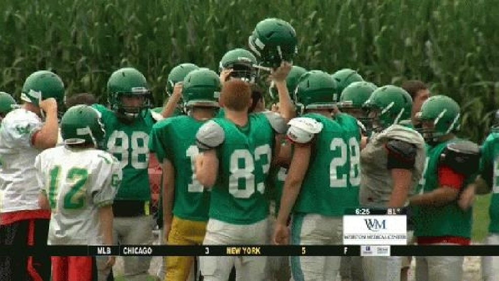 2014 WTOV9 Football Preview - Conotton Valley Rockets