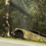Good Samaritans pull woman from burning car in Limington