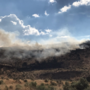 Crews responding to wildfire east of Sparks in Lockwood