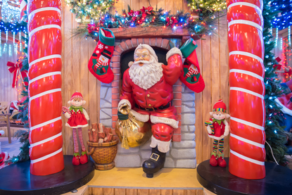 The Christmas Ranch.Photos The Christmas Ranch Will Wow You With Its Million