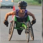 Inspirational athletes competing in 2017 Cooper River Bridge Run wheelchair division