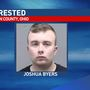 Ohio man accused of impersonating officers, conducting traffic stop arrested
