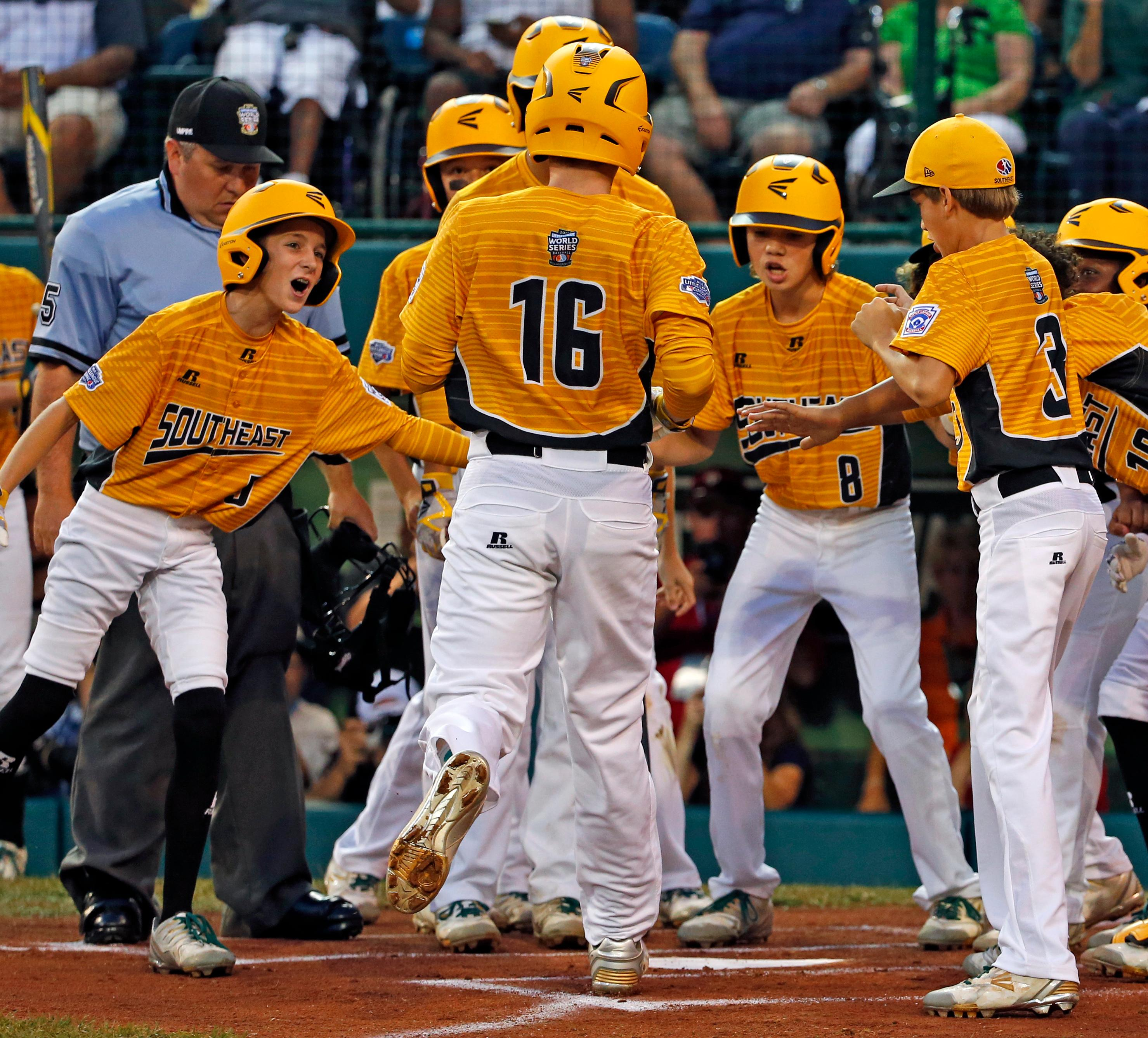 Texas rallies to beat greenville nc 6 5 at little league for Wright motor company lufkin texas