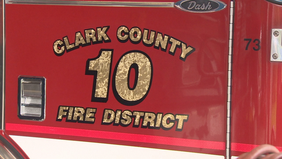 Clark County fire officials warn residents about risk of early wildfire season