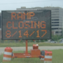 Another exit ramp to close while ALDOT continues work on I-59/20