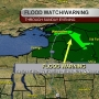 Flood ALERT potential issued for the North Country