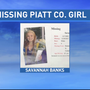 Piatt County Officials searching for missing 15-year-old