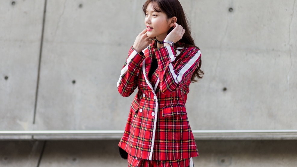 GALLERY | Streetstyle photos during Seoul Fashion Week SS17