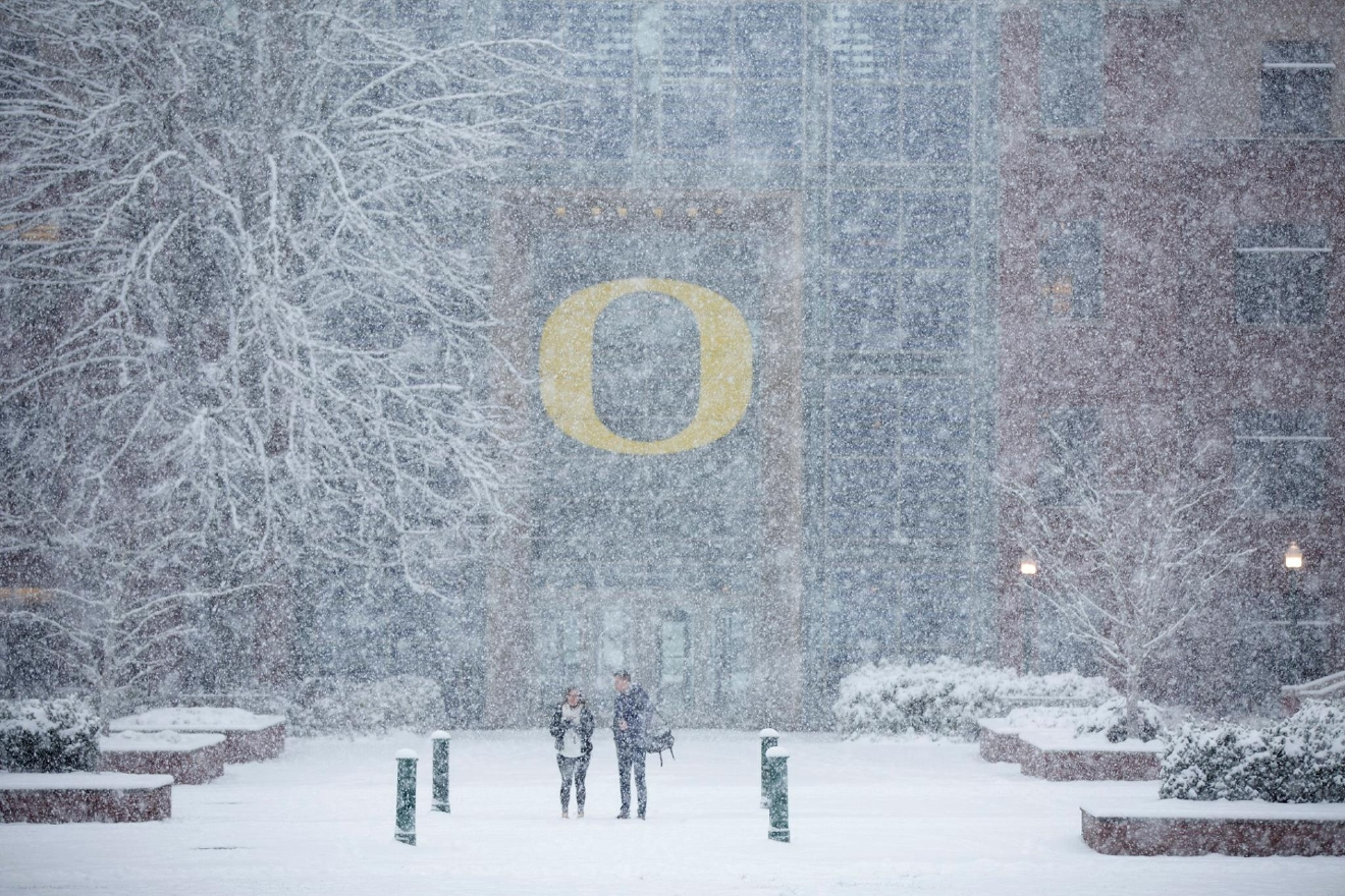 Uber Portland Oregon >> Oregon State, University of Oregon delay start of winter ...