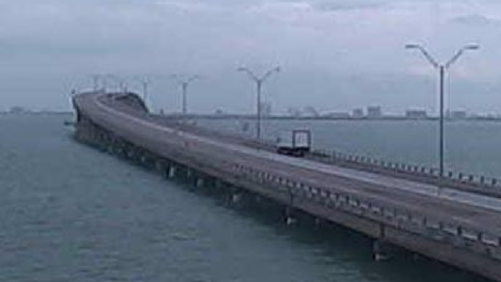 South Padre Island Causeway Accident
